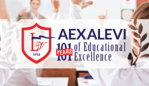 101 years of educational excellence