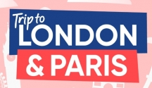 Trip to London and Paris 2019