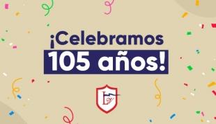 Cumplimos 105 años