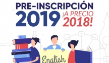 Pre-Inscripción 2019